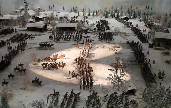 Diorama im Detail