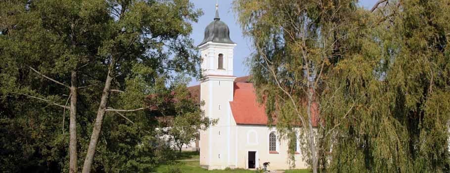 Kirche in Wetting